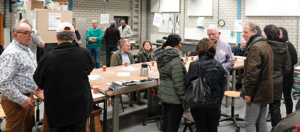 Opstartbijeenkomst Repaircafe Gemert Bakel